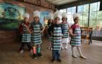 Minik Şefler 23 Nisan'da Çocuklar İçin Mutfakta