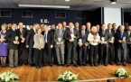 Okan Üniversitesi 2012 Spor Ödülleri  sahiplerini