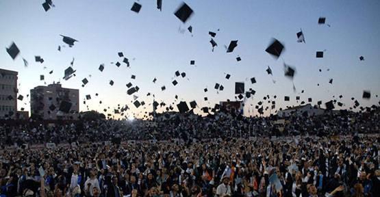 5 yeni vakıf üniversitesi tasarısı yasalaştı.