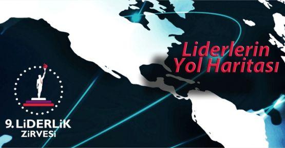 9. Liderlik Zirvesi 26 Nisan 2012'de Maslak Sheraton'da gerçekleşecek