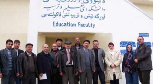 Afganistan!a formasyon eğitimi desteği