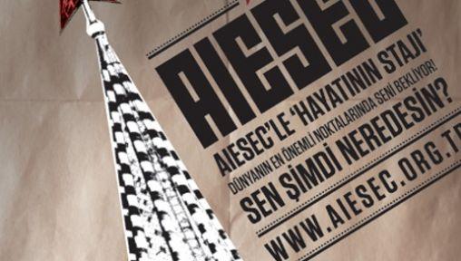 AIESEC ile Yurtdışı staj fırsatı