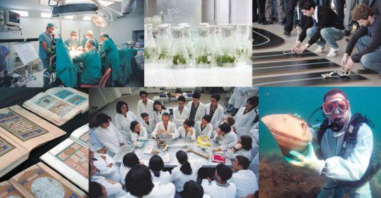 Ankara Üniversitesi Geliştirme Vakfı 10. Bilim Şenliği