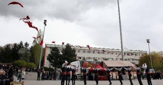 Atatürk Üniversitesi'nde bahar şenlikleri başladı