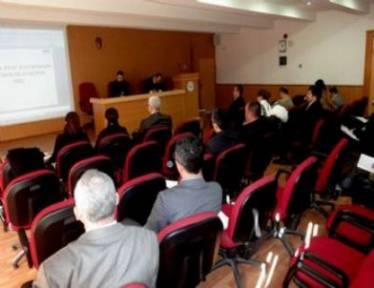 Aydın'da İstatistiki Bilgi Sistemi eğitim toplantısı yapıldı