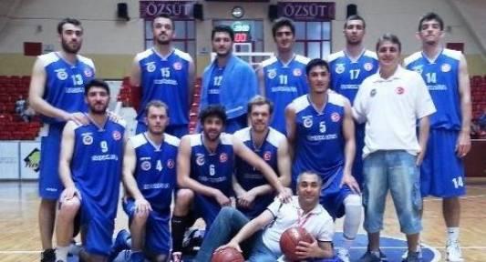 Basketbol Süper Ligde Şampiyon Fatih Üniversitesi