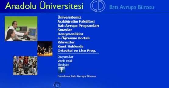 Batı Avrupa Yükseköğretim Programları başvuruları sürüyor