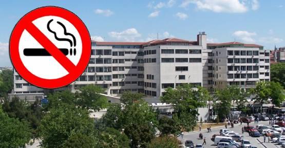 Bezmialem'de sigarasız kampüs dönemi