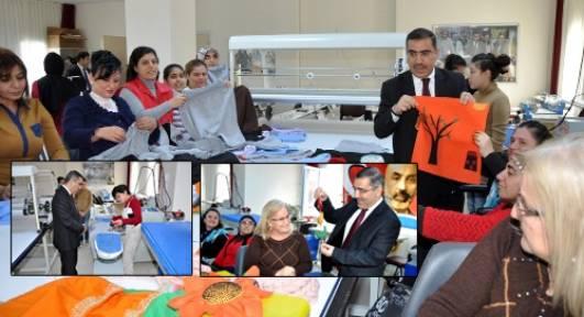 Engelli vatandaşlar için meslek eğitimi