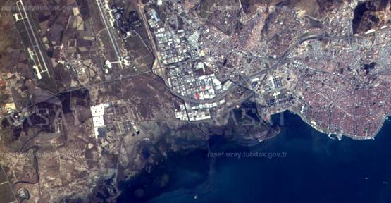 İlk 2 Boyutlu Türkiye haritası hazır