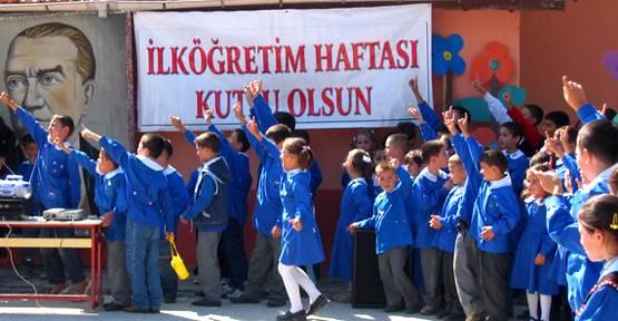 İlköğretim okulu, kurumu olarak düzenlendi