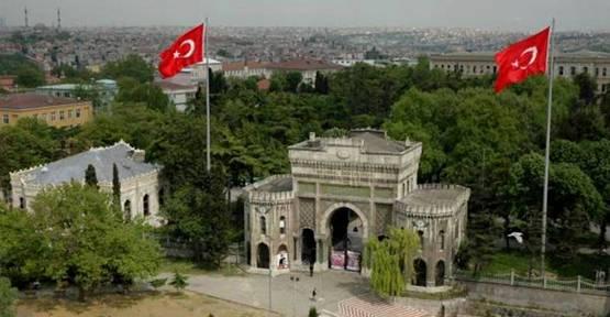 İstanbul 9. kez Çin'in  ilk 500 listesinde