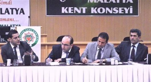 Malatya'da eğitim istişare toplantısı