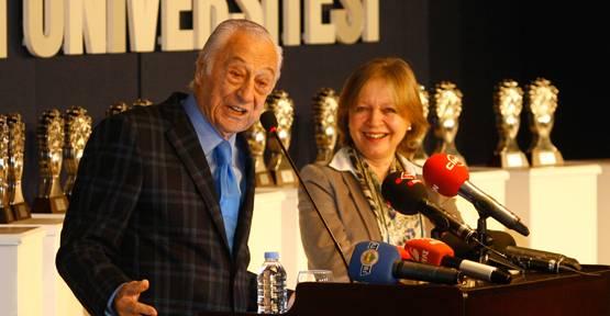 Okan Üniversitesi 2012 Spor Ödülleri  sahiplerini buldu