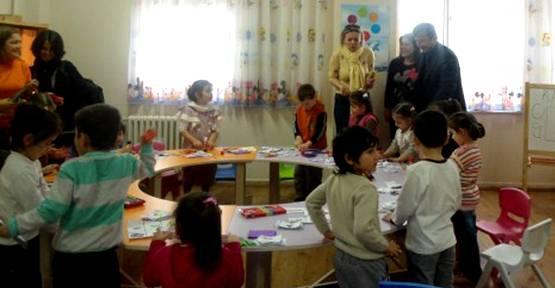 Okanville kermesi yardım projesi, tüm okullara örnek oldu
