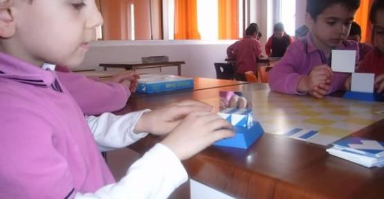 Okulda sudoku, Tangram ve mandala