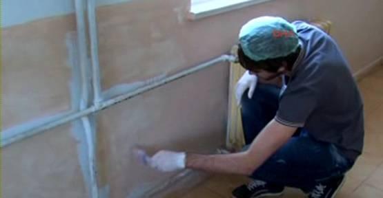 Sivas'ta üniversite öğrencilerden gönüllü destek
