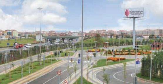 Trafik çocuk eğitim parkı açılıyor