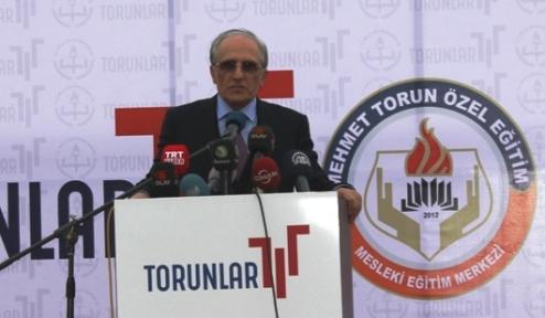Türkiye'nin 2. 'Özel Eğitim ve Mesleki Eğitim Merkezi' açıldı.