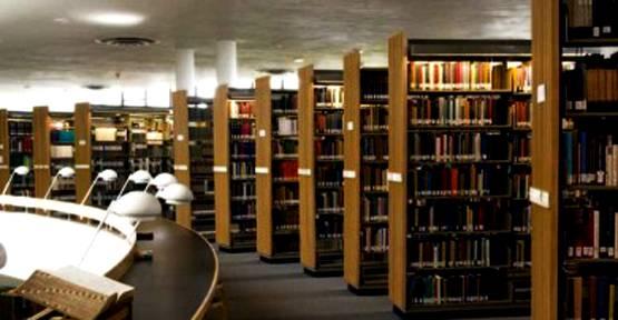 Üniversite kütüphanelerine erişim mümkün mü?
