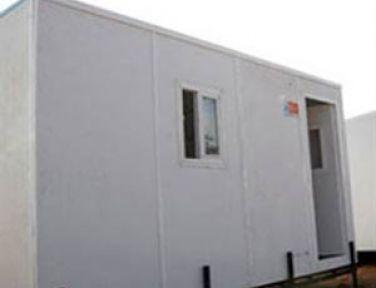 Van'da prefabrik derslikler açıldı